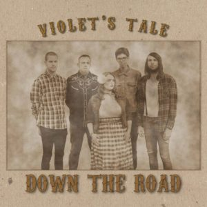 down the road - violets's tale